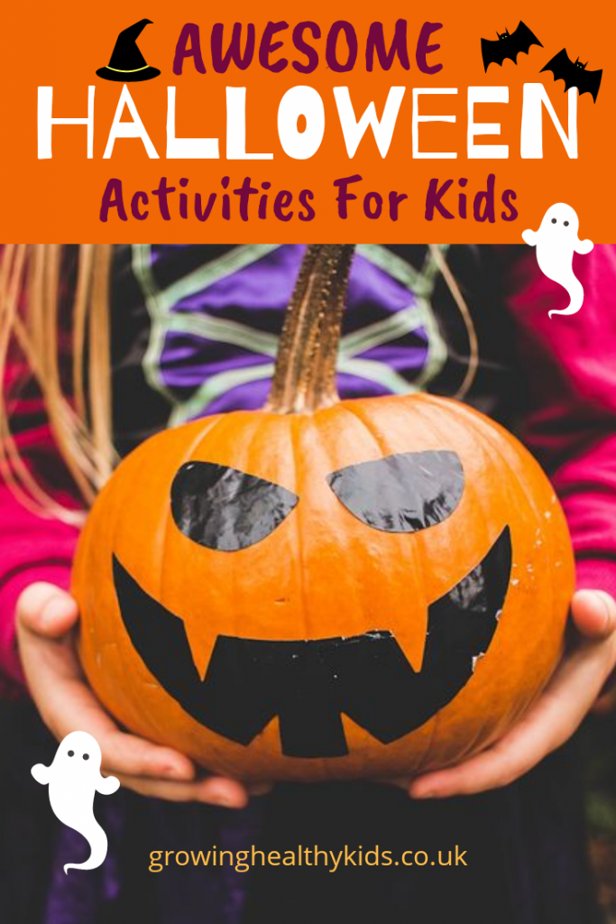 Awesome halloween activities for famillies. Easy, simple and cheap ideas you can do at home