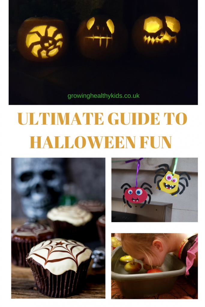 Ultimate guide to Halloween Fun with kids.