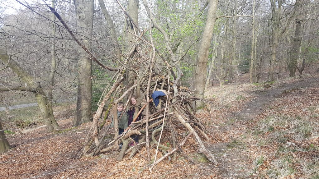Easy outdoor activities for kids to do now