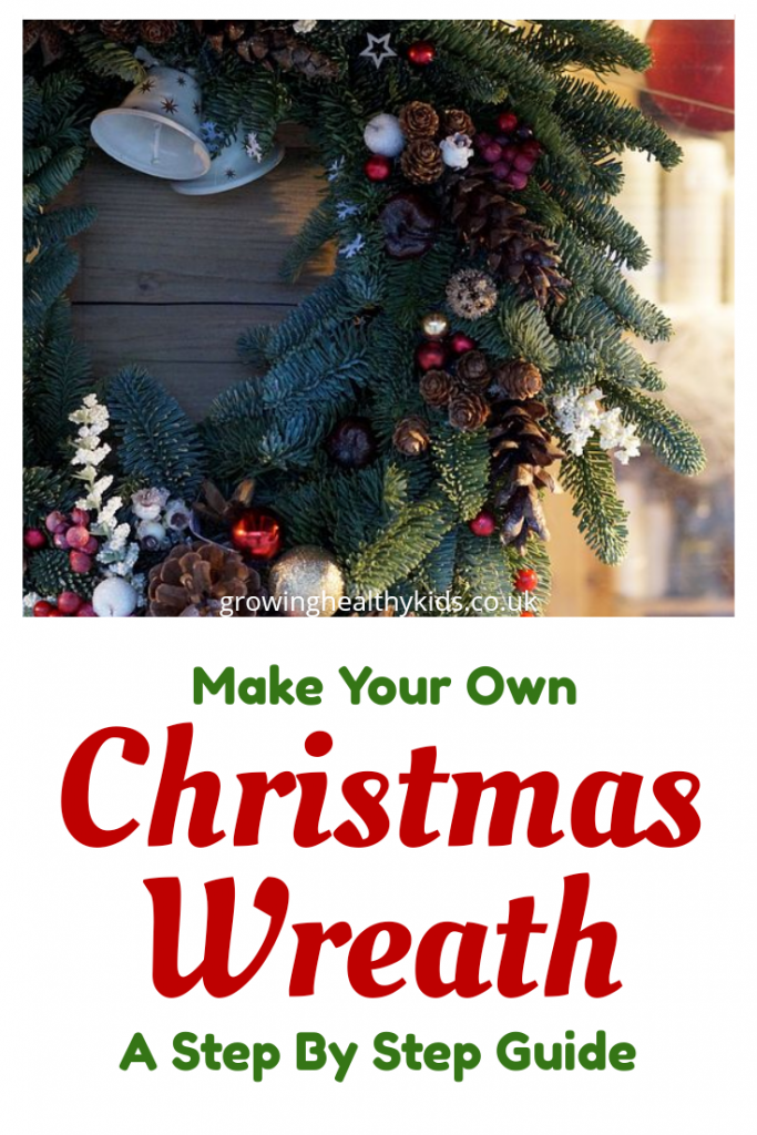 Ever wondered how to make a beautiful Christmas wreath for your door using materials from your own garden. Find out how to make your own here.