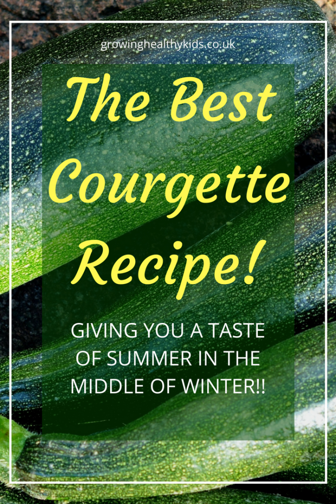 Use up excess courgettes and make this amazing courgette bread. Freeze it, toast it or ice it, it's AMAZING