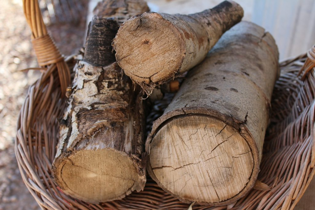 make a log pile house and help the wildlife in your garden survive the winter