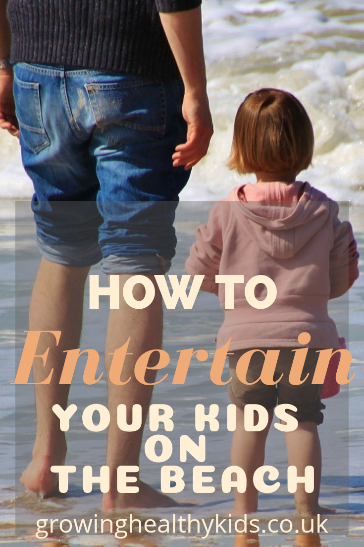 Awesome ideas to entertain the kids on the beach this Summer