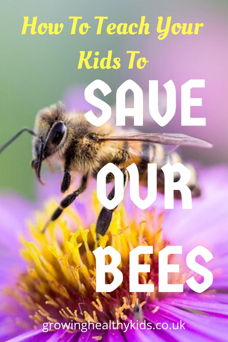 Bees saving tips