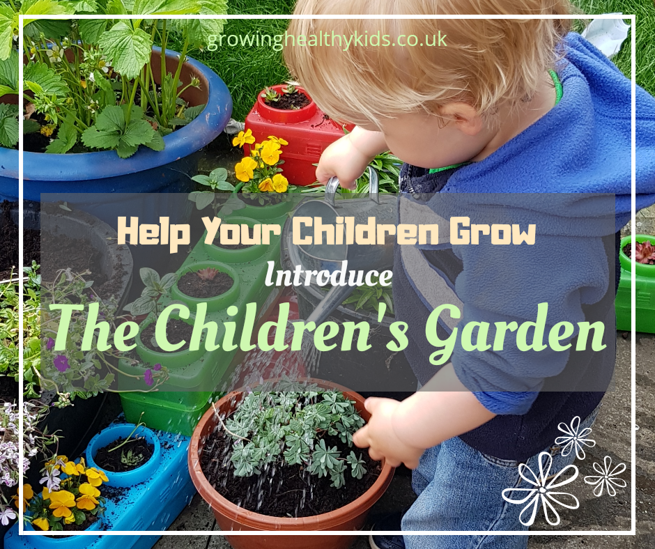 Introducing the children's garden