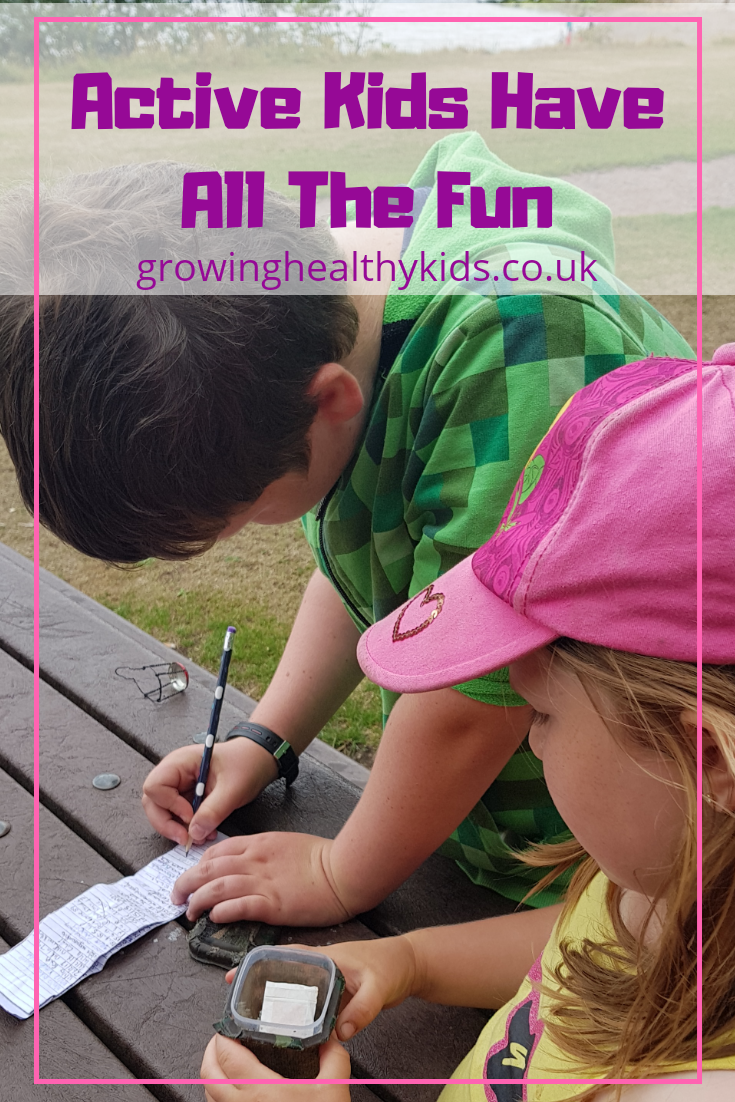 Active Kids have all the Fun. 9 tips to help you encourage YOUR kids to put own the screens and get outdoors and enjoy themselves.