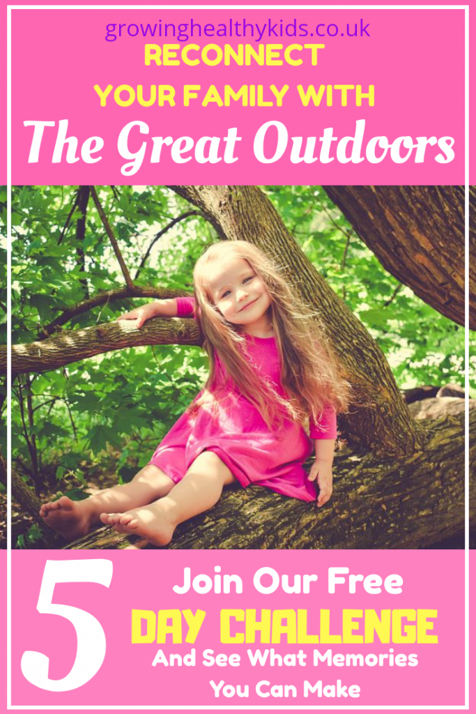 Get the kids outdoors with these simple excersizes.