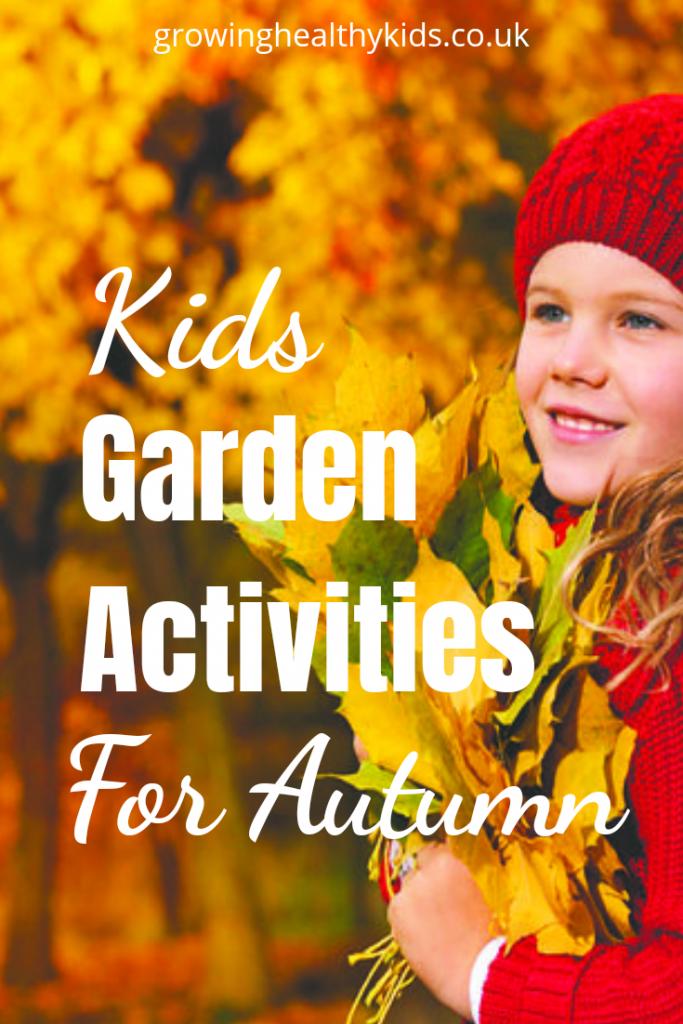 Kids Garden Activities For Kids