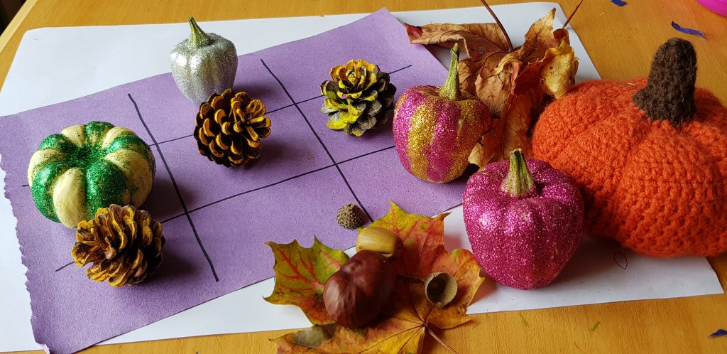Fun crafts and activities to get your toddlers Halloween off to a great start.