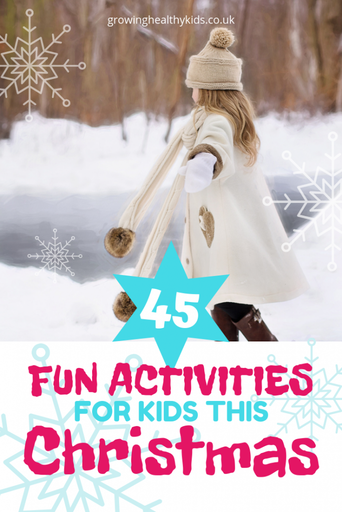 Get away from the chaos of christmas and have awesome fun with your kids outdoors this winter
