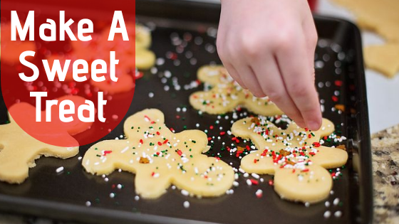 Baking is a fantastic activity to keep kids happy and active. Try new recipes, crafts and activities this winter