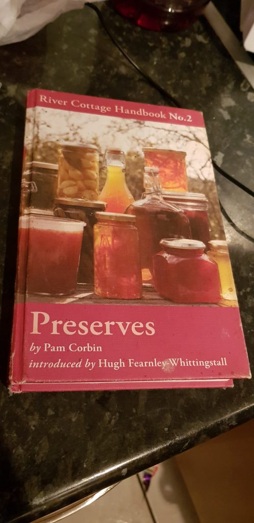 Grow your own Christmas Gifts including preserves