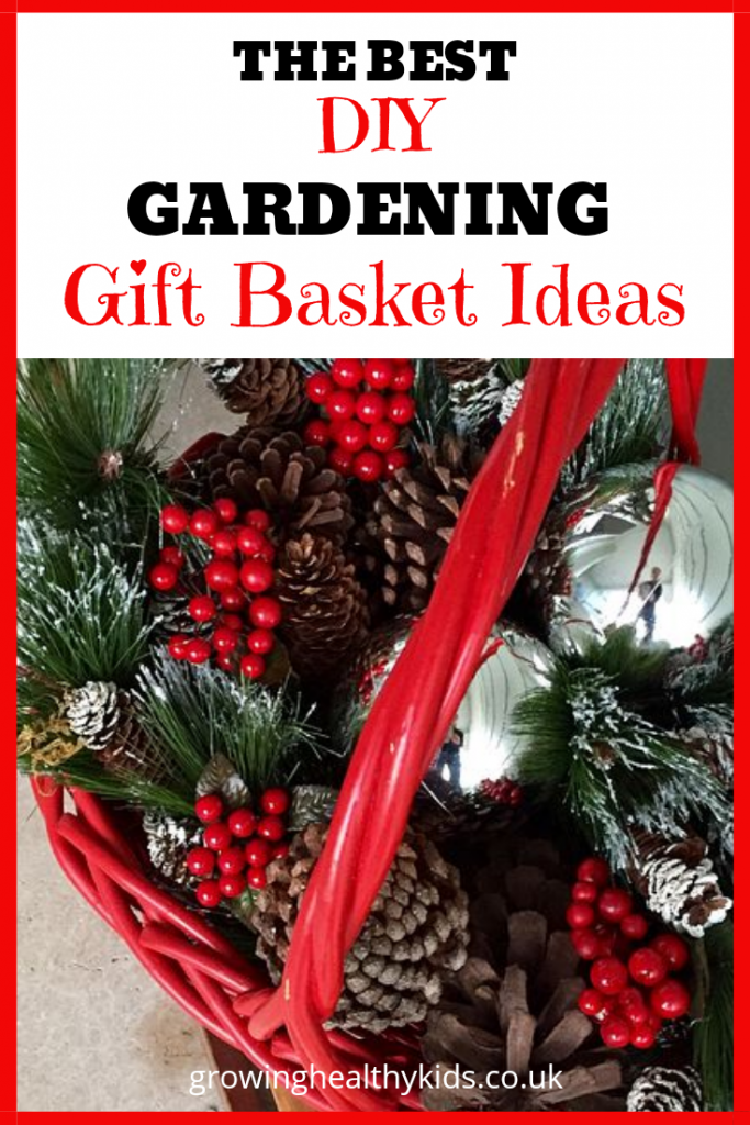 Give a gardening gift basket to someone you love. Personalised to them and filled with wonderful gifts.