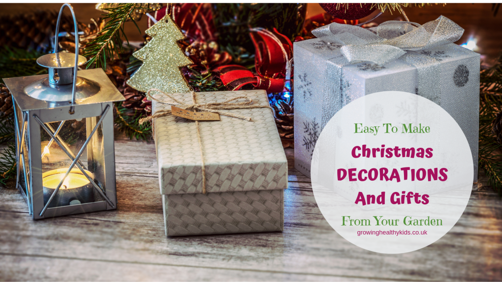 fun craft ideas to make decorations and gifts for your friends and family using materials from your garden or recycling bag such as mason jars, Perfect way to craft with the kids and make beautiful gifts too.