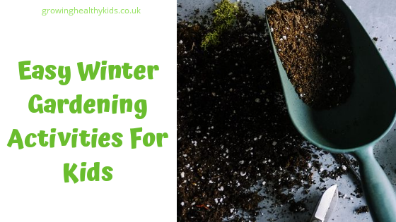 A wonderful list of garden ideas for kids to help exercize their motor skills and have fun with bird feeders, planting trees, growing and so much more