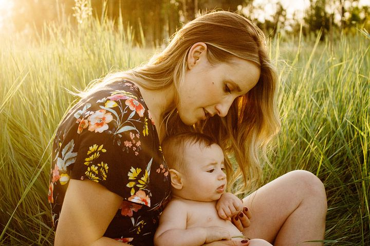 Being a mum can be overwhelming and sometimes you need to find stress relief and calm. Activities or hobbies like walking, geocaching of gardening and geocaching can give you a break.