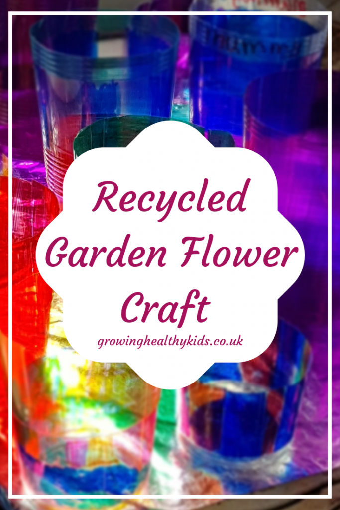 Diy Recycled craft for kids is a super simple but cute idea to make with your friends. With so many ideas for uses. Easy outdoor craft for kids or kids of any age.