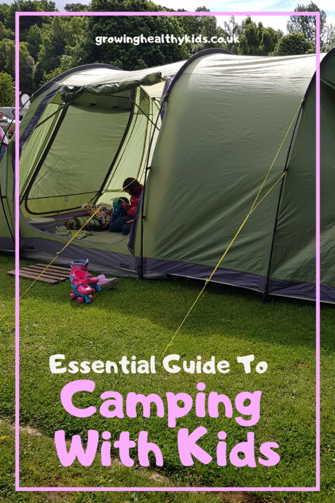 essentials-for-camping-with-kids. Set up a successful camping trip wjth these tips