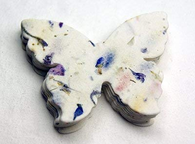 Seed paper made from wildflowers