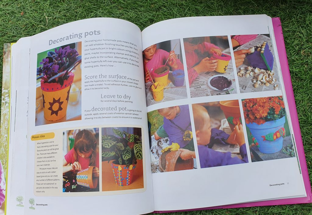 wonderful ideas to get started gardening with kids.