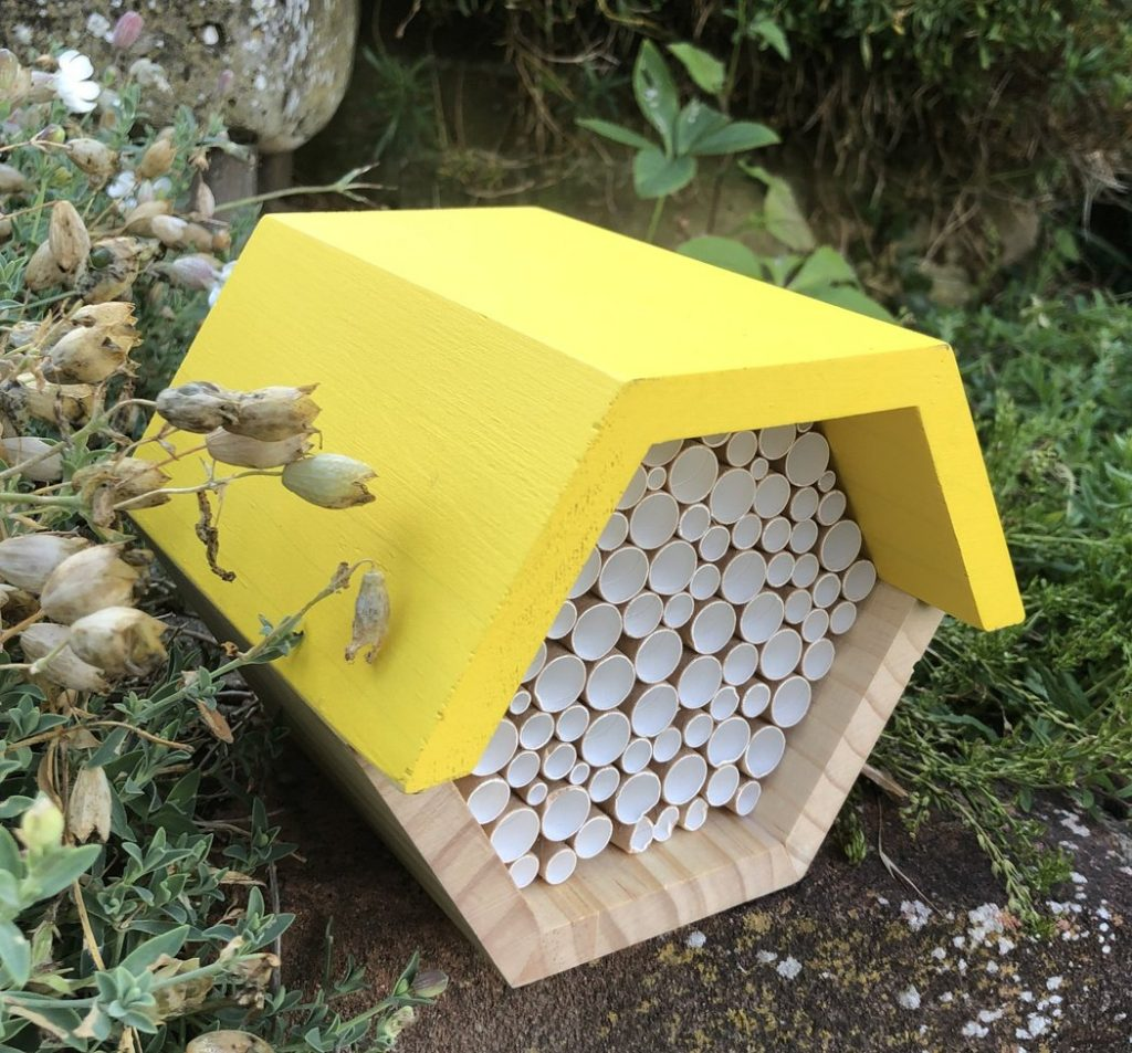 Hexagon Bee hotel